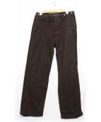 LEVIS VINTAGE CLOTHING(リーバイス ヴィンテージ クロージング)の古着「ワークチノパンツ」|ブラウン