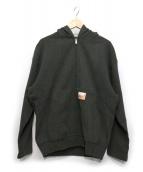 N.HOOLYWOOD(エヌハリウッド)の古着「ジップパーカー」|グレー