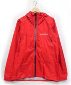mont-bell(モンベル)の古着「ストームクルーザージャケット」|レッド