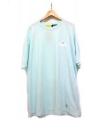 FR2(エフアールツー)の古着「Tシャツ」 ブルー