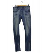 G-STAR RAW(ジースターロウ)の古着「Revend Super Slim Jeans」|インディゴ