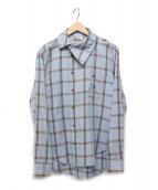 Vivienne Westwood man(ヴィヴィアンウエストウッドマン)の古着「シャツ」|ブルー