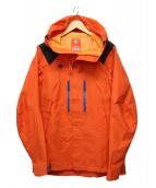 DESCENTE(デサント)の古着「B.C JACKET」|オレンジ