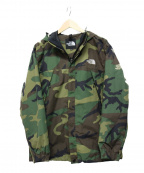 THE NORTH FACE()の古着「Novelty Scoop Jacket」|グリーン