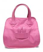 TILA MARCH(ティラマーチ)の古着「トートバッグ」 ピンク