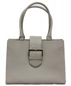 FURLA(フルラ)の古着「ハンドバッグ」|グレー