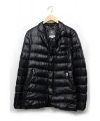 PEUTEREY(ビューテリ)の古着「ダウンジャケット」|ブラック