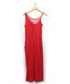 MM6(エムエムシックス)の古着「キャミソールワンピース」|ピンク