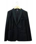 BROOKS BROTHERS(ブルックスブラザーズ)の古着「テーラードジャケット」|ブラック