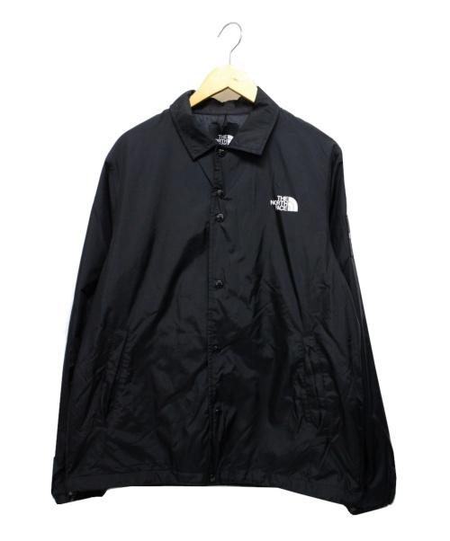 THE NORTH FACE(ザ ノース フェイス)THE NORTH FACE (ザノースフェイス) コーチジャケット ブラック サイズ:Lの古着・服飾アイテム