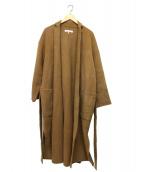 DRESSTERIOR(ドレステリア)の古着「タスマニアリバーコート」|ブラウン