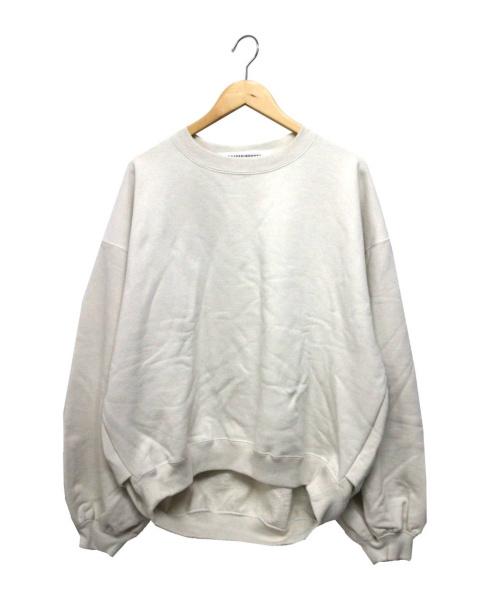 COGTHEBIGSMOKE(コグザビッグスモーク)COGTHEBIGSMOKE (コグザビッグスモーク) スウェット ホワイト サイズ:1  IENA取扱いの古着・服飾アイテム