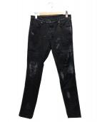 Ksubi(スビ)の古着「加工デザインパンツ」|ブラック