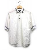 THE RERACS(ザリラクス)の古着「ポロシャツ」 ホワイト