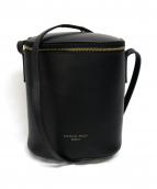MARCO MASI(マルコマージ)の古着「ショルダーバッグ」|ブラック