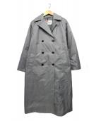Traditional Weatherwear(トラディショナル ウェザーウェア)の古着「スプリングコート」|グレー