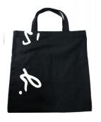 agnes b(アニエスベー)の古着「ロゴトートバッグ」|ブラック