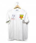 whiz limited(ウィズリミテッド)の古着「プリントTシャツ」 ホワイト