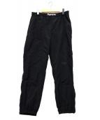 Supreme(シュプリーム)の古着「Paneled Warm Up Pant」 ブラック