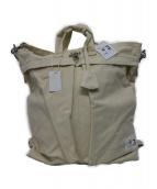 F/CE.(エフシーイー)の古着「Helmet Bag」|アイボリー