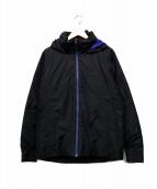 AIGLE(エーグル)の古着「コンフォートダウンジャケット」|ブラック