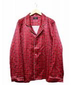 GLAMB(グラム)の古着「Common SHIRT」|レッド