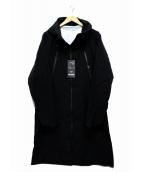 DESCENTE(デサント)の古着「ナイロンジャケット」 ブラック