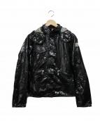 MONCLER(モンクレール)の古着「ナイロンジャケット」|ブラック