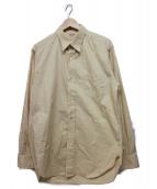 ATLAST & CO(アットラスト)の古着「シャツ」|ベージュ