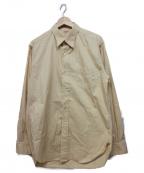 ATLAST & CO(アットラスト)の古着「シャツ」 ベージュ