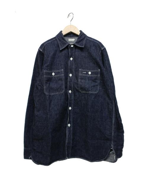 WAREHOUSE(ウェアハウス)WAREHOUSE (ウェアハウス) デニムジャケット インディゴ サイズ:38の古着・服飾アイテム