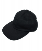 LE(エルイー)の古着「ベースボールキャップ」 ブラック
