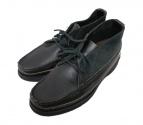 Oak Street Bootmakers(オーク・ストリート・ブーツメーカー)の古着「モカシンシューズ」 ブラック