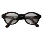 EFFECTOR(エフェクタ)の古着「眼鏡」 ブラウン