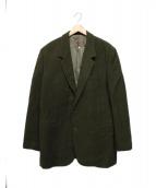 YS for men(ワイズフォーメン)の古着「ヴィンテージウールジャケット」 オリーブ