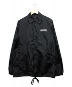 UNDERCOVERISM(アンダーカバイズム)の古着「コーチジャケット」 ブラック