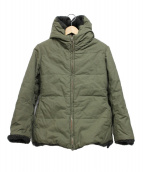 45rpm(フォーティファイブアールピーエム)の古着「フーデッドコート」|オリーブ