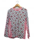 COMME des GARCONS GIRL(コムデギャルソン ガール)の古着「Tシャツ」|ホワイト
