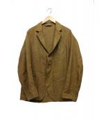 45R(フォーティファイブアール)の古着「リネンジャケット」|ベージュ