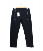 SOPH.(ソフ)の古着「WARM UP PANTS」 ブラック