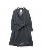 CLANE()の古着「TENT LINE COAT」|ブラック