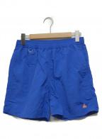 SOPH.(ソフ)の古着「SUPPLEX NYLON SHORTS」|ブルー