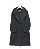 DRESSTERIOR(ドレステリア)の古着「MANTECO フーデッドコート」|ブラック