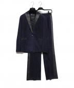 LOEWE(ロエベ)の古着「セットアップスーツ」|ネイビー