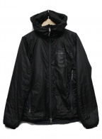 HOUDINI(フーディニ)の古着「ナイロンフーデッドジャケット」|ブラック