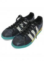 adidas×RAF SIMONS(アディダス×ラフシモンズ)の古着「Samba Stan Core」|ブラック×ホワイト