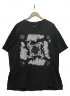 RED HOT CHILI PEPPERS(レッドホットチリペッパーズ)の古着「【古着】バンドTシャツ」 ブラック