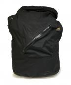 Comfy Outdoor Garment(コンフィーアウトドアガーメンツ)の古着「ロールショルダーバッグ」|ブラック