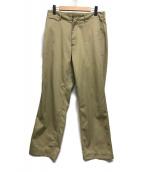 nanamica(ナナミカ)の古着「Wide Chino Pants」|ベージュ