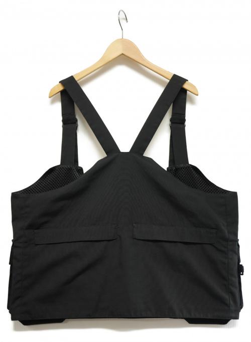 Toironier(トワロニエ)Toironier (トワロニエ) 3WAYベスト ブラック サイズ:不明の古着・服飾アイテム